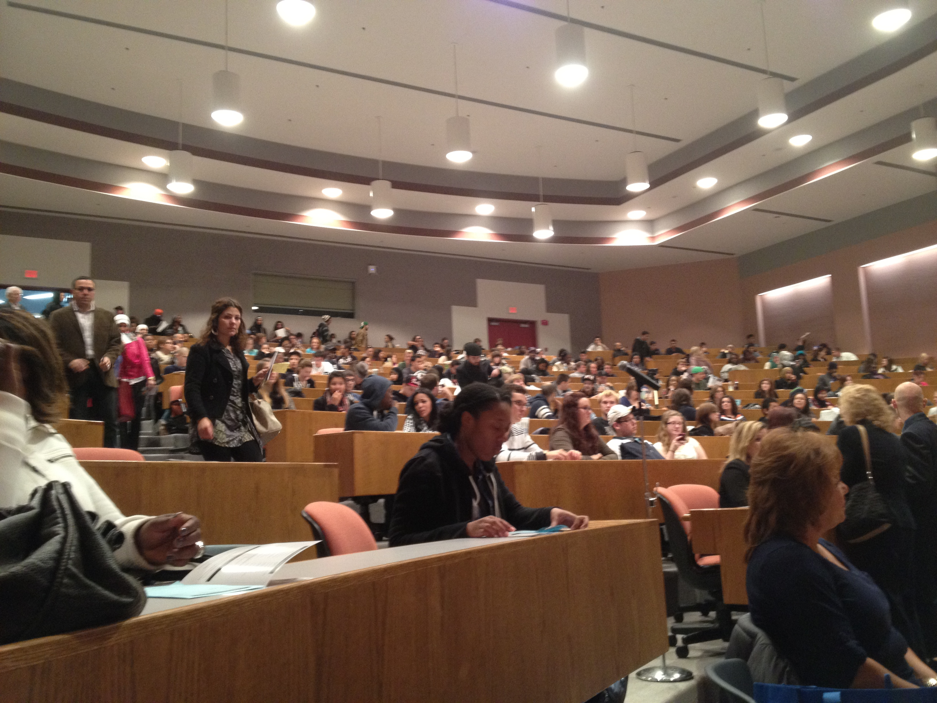 michigan student convention at henry ford community college   the